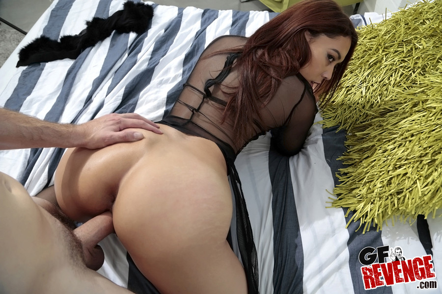 Amateur Big Ass Latina Doggy