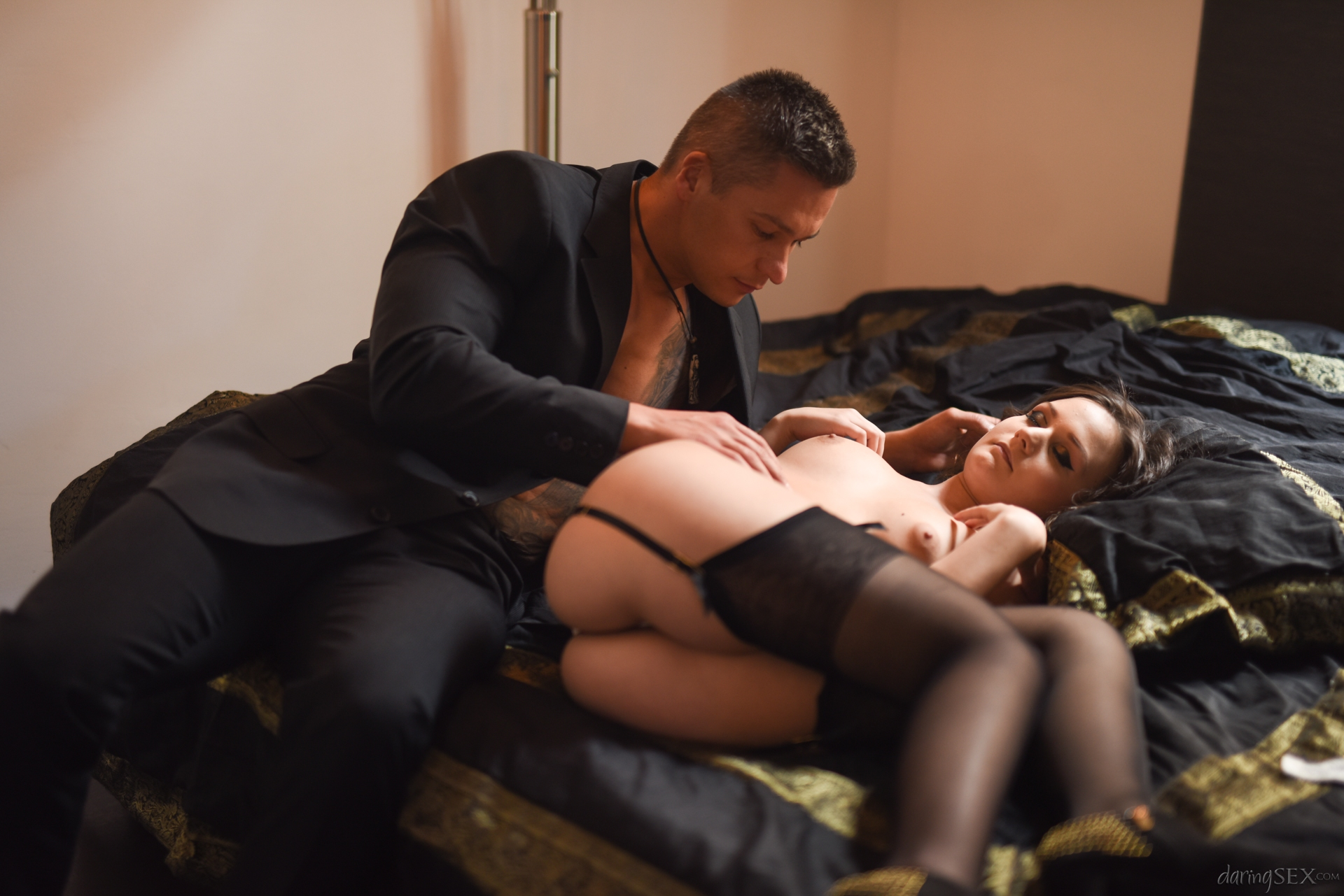 Video Black Stocking Sex And 99