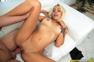 Sexy skinny blonde latina sex