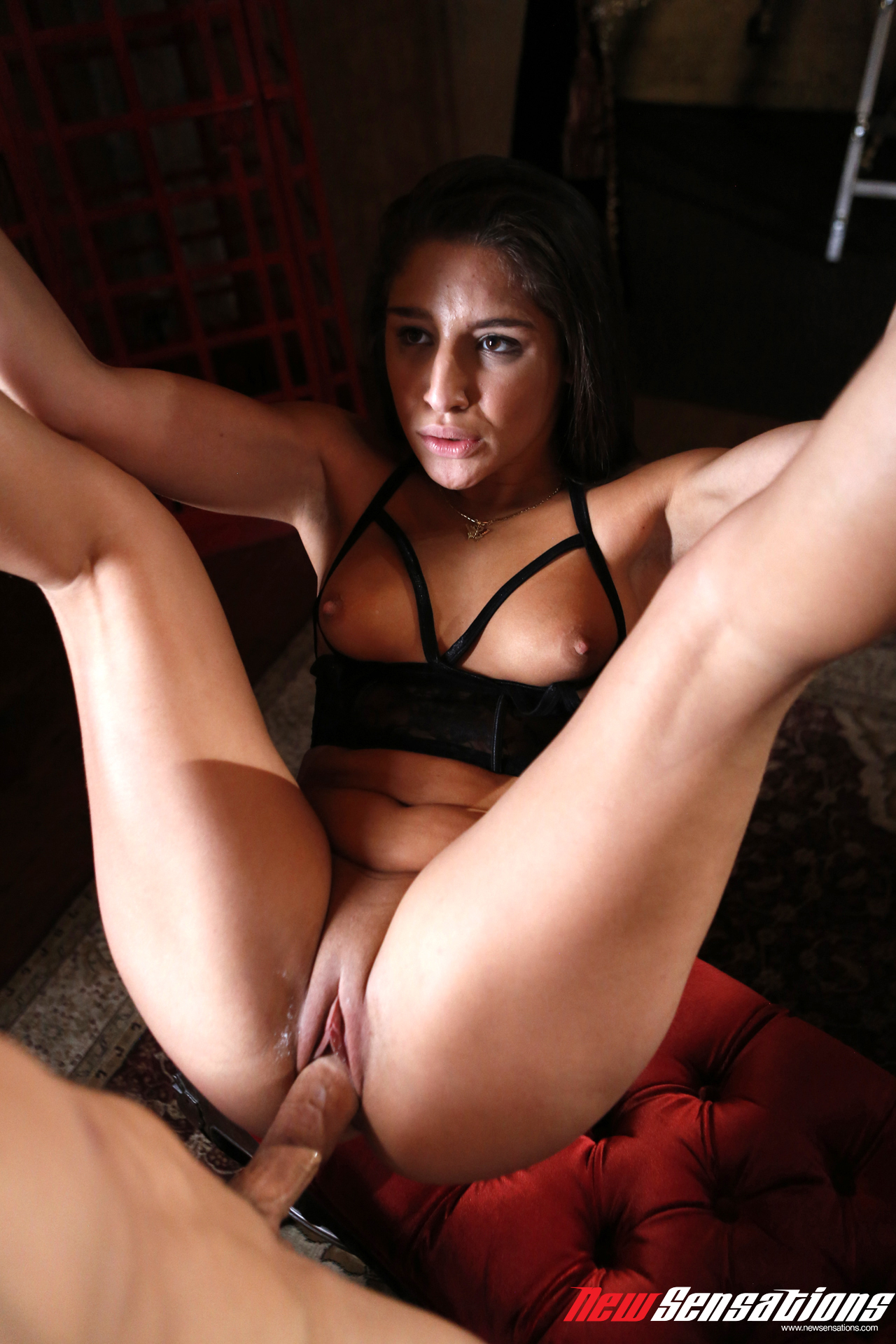 hot naked latina getting fucked