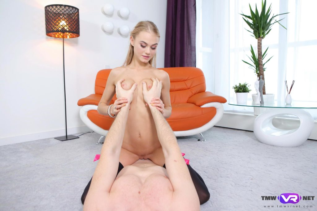 POV sex in 4K with a perfect hot babe